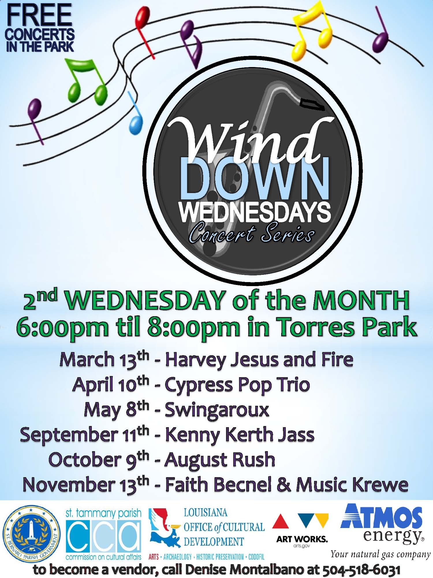 2019 Wind Down Wednesday