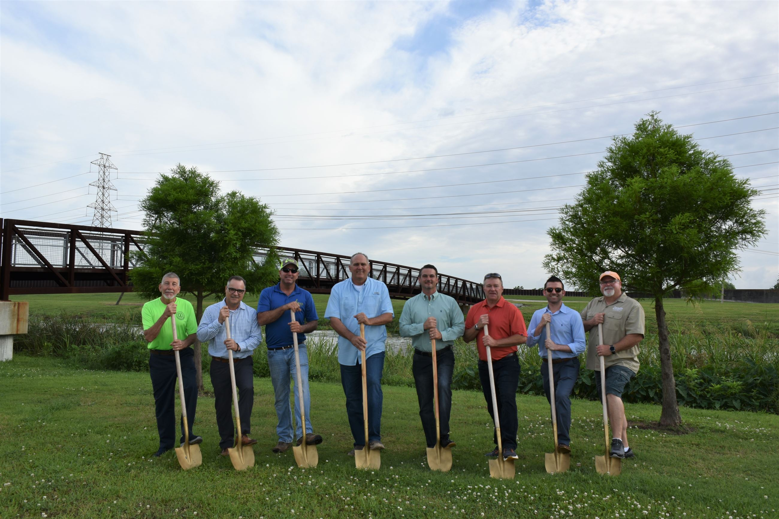 fishing pier groundbreaking (1)