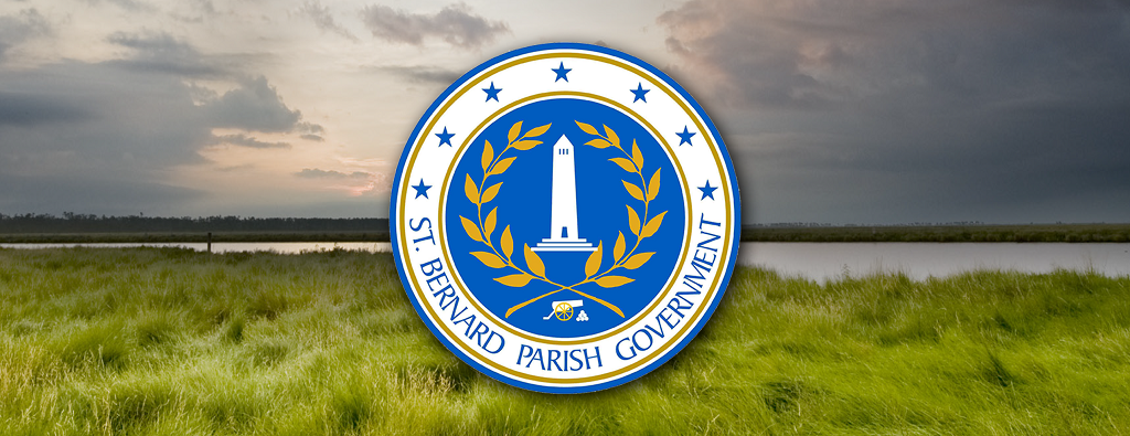 St. Bernard Parish Government seal