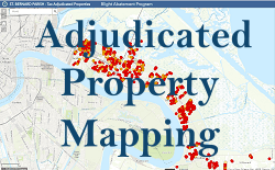 Adjudicated Property Mapping