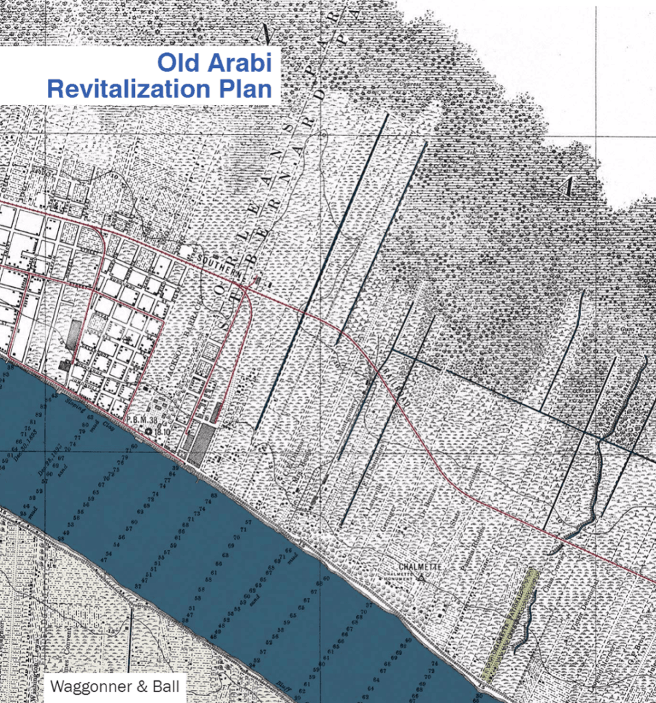 Old Arabi Revitalization Plan